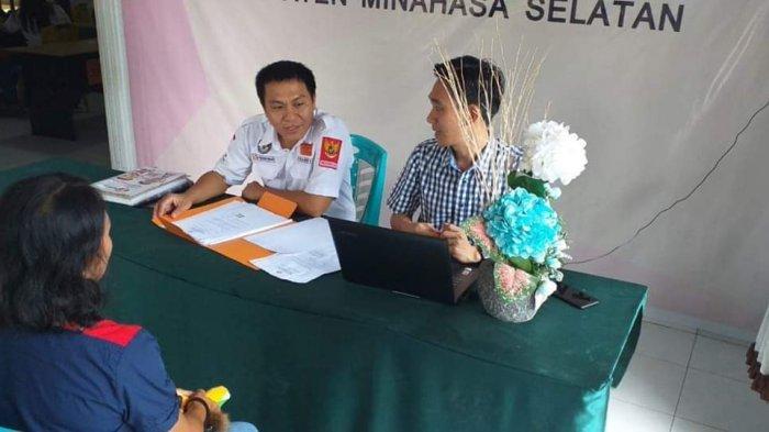 Bawaslu Minsel Dalami Kasus Coblos 2 Kali di Kecamatan Sulta