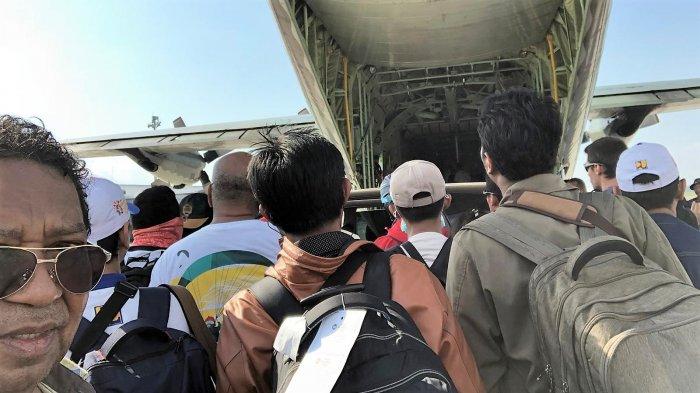Kesaksian Frans Padak Lemon, Mantan Pimpinan VOA Indonesia yang Kebetulan di Palu saat Bencana