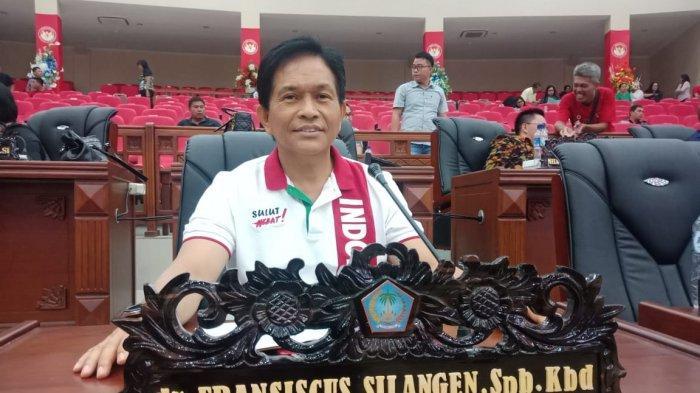 SosokDokter Fransiskus Andi Silangen, Adik Sekprov yang Dilantik Jadi Ketua DPRD Sulut