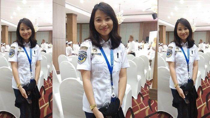 Frisca Clara Wilar BerharapPoliteknik Pelayaran Sulut Semakin Maju