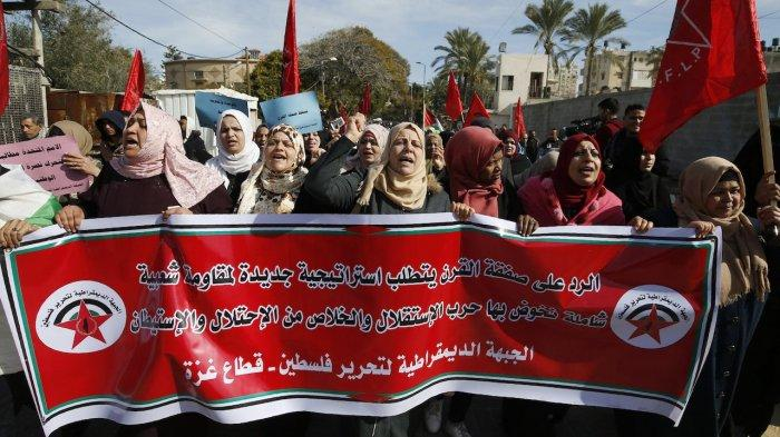 Organisasi-organisasi Perlawanan Palestina Selain Hamas, Dari yang Berpaham Komunis hingga Sekuler