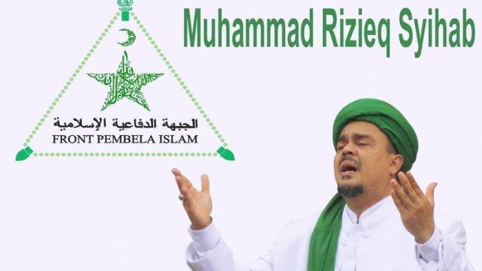 Kesalahan FPI: Terlalu Banyak Peminat hingga Habib Rizieq Ungguli Presiden, Ini Perbandingannya