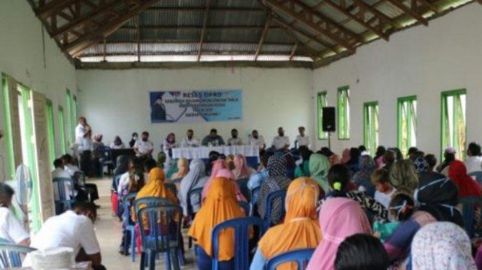 Gelar Reses di Desa Bulawan, Fuad Landjar Banjir Aspirasi Masyarakat, Mulai Air Bersih hingga UMKM