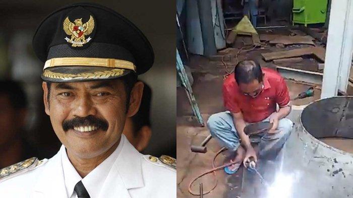 Sosok FX Hadi Rudyatmo, Jadi Tukang Las Usai Lepas Jabatan Wali Kota Solo