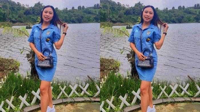Gadis Cantik Gabby Sekeon Teladani Pola Hidup Bersih Pimpinan Daerah