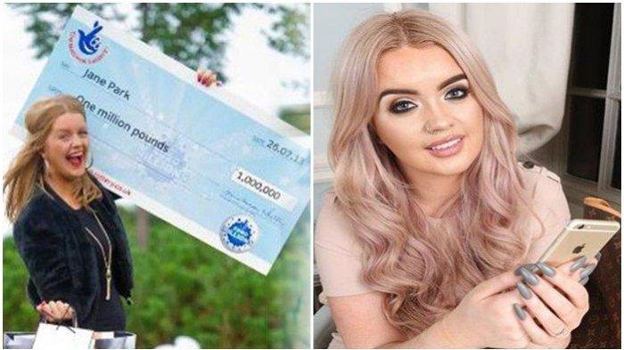 Cerita Gadis Cantik Menang Lotre Rp 20 Miliar, Diusia 17 Tahun Hidup Berubah Glamor, Kini Menyesal