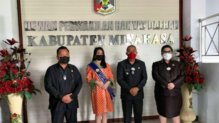 Galatia Karamoy, Perempuan Asal Minahasa Banjir Dukungan di Grand Final Putri Kebudayaan Indonesia
