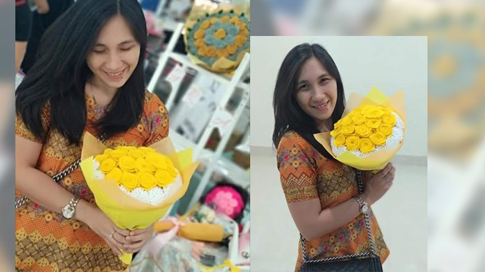 Mini Popi Tawarkan Buket Bunga Cantik Untuk Wisuda Dengan Harga Terjangkau Tribun Manado