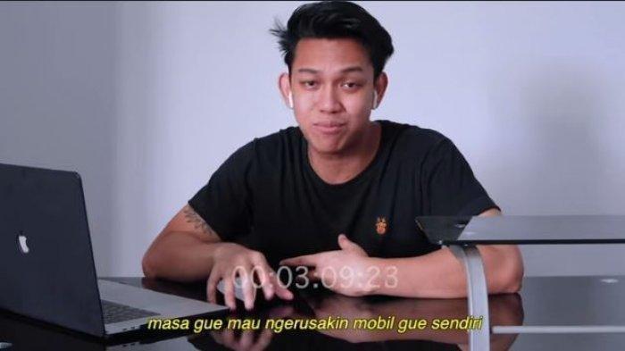 Ingat Gaga Muhammad Mantan Pacar Awkarin? Kini Viral Dituding Pakai ATM Laura Anna untuk Beli iPhone