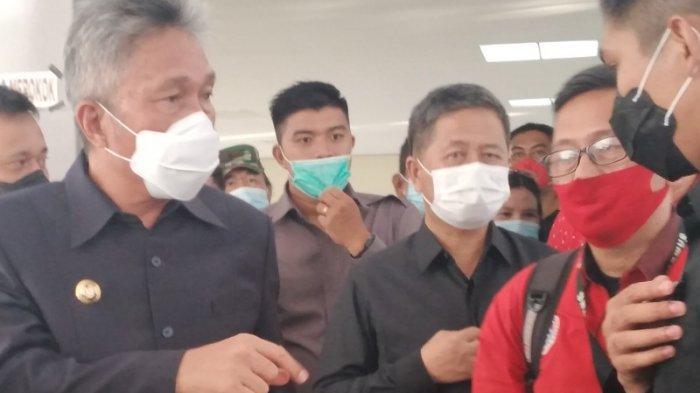 Gaji ke-13 untuk ASN Kabupaten Minsel Rp 16 Miliar, Bupati Franky Wongkar: Sudah Mulai Diproses