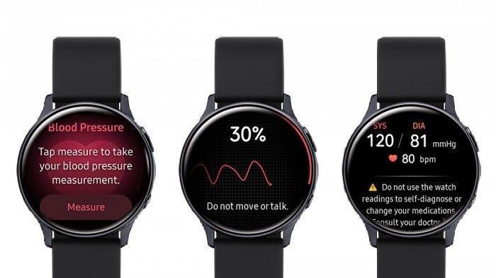 Galaxy Watch3 dan Watch Active2 Sematkan Teknologi Pemeriksaan Tekanan Darah dan Elektrokardiogram