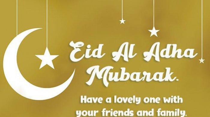 KUMPULAN GAMBAR Selamat Hari Raya Idul Adha 1441H Tahun 2020, Cocok Dibagikan di IG, FB, Twitter, WA