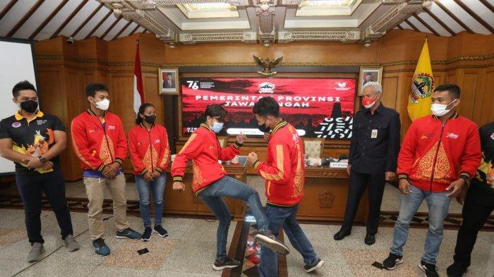 Beri Semangat Atlet Jateng, Ganjar Pranowo akan Terbang ke Papua