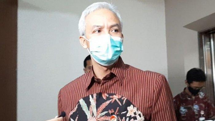 Tak Diundang di Acara PDIP, Ganjar Pranowo Pilih Serahkan Lukisan ke Megawati