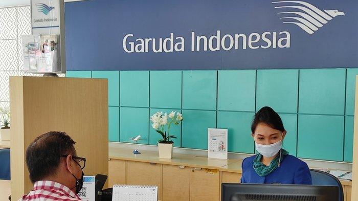 Garuda Indonesia Sediakan Layanan Rapid Test Antigen Gratis bagi Penumpang Rute Domestik