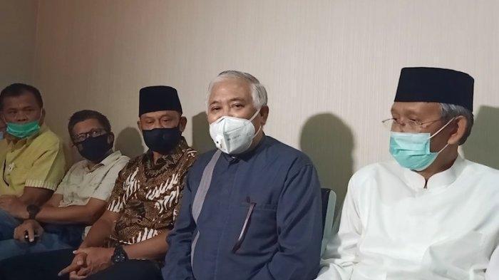 Gatot Nurmantyo, Din Syamsuddin hingga Rocky Gerung ditolak saat ingin menjenguk tokoh KAMI yang ditahan di Bareskrim