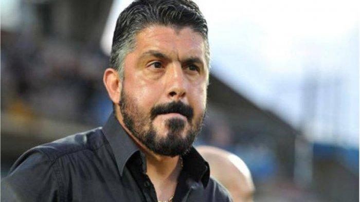 Kedatangan Gattuso Mengakhiri Rekor Buruk Napoli di 8 Laga Tanpa Kemenangan