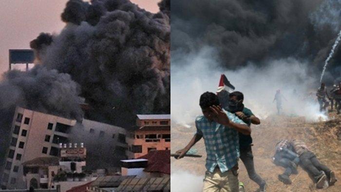 Israel Berondong Gaza Dengan Roket, Pemimpin Militan Jihad Islam Palestina Hussam Abu Harbeed Tewas