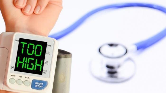 Gejala Hipertensi Sering Tak Disadari,Mual dan Muntah hinggaPalpitasi