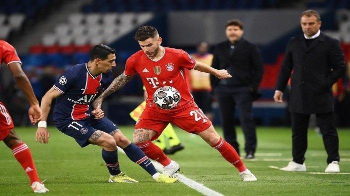 HASIL Liga Champions, Bayern Munchen Menang 0-1 Atas PSG, Sayang Gagal Pertahankan Gelar