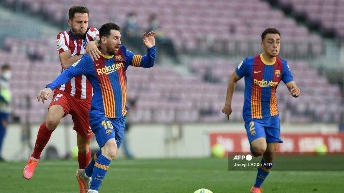KLASEMEN Liga Spanyol: Messi Top Skor 29 Gol, Barcelona Sulit Juara, El Real Vs Atletico Ketat