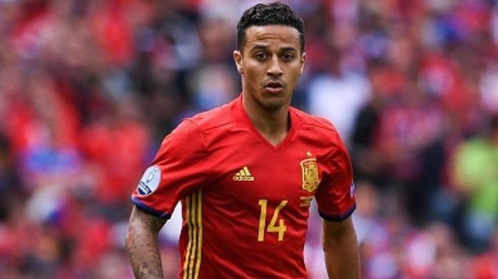 Juara Liga Inggris Liverpool, Selangkah Lagi Mendapat Tanda-tangan Thiago Alcantara