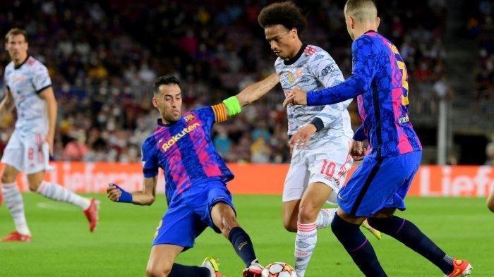 HASIL Barcelona vs Bayern Munchen Liga Champions, Barca Takluk 3-0, Robert Lewandowski Catat Brace
