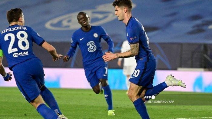 HASIL Liga Inggris Tadi Malam: Manchester City vs Chelsea, Skuad Thomas Tuchel Sukses Besar