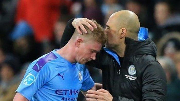 Liga Inggris - Manchester City vs Arsenal, De Bruyne Dipercayakan Posisi Baru oleh Pep Guardiola