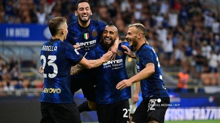 LIVE STREAMING Shakhtar vs Inter Milan Liga Champions, Link Nonton Online Akses di Sini