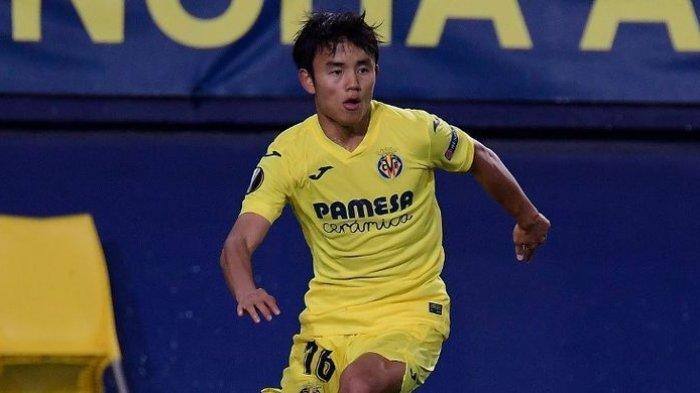 Nasib 'Messi Jepang' di Villarreal, 3 Laga Take Jadi Penghangat Bangku Cadangan, Emery: Ogah Pusing