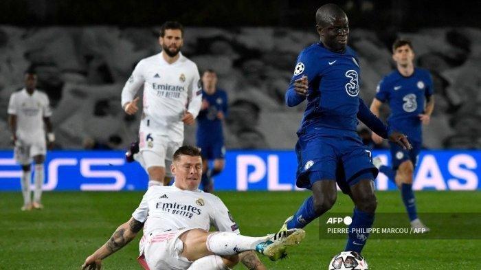 LINK Live Streaming Chelsea VS Real Madrid, Prediksi Semifinal Leg 2 Liga Champions