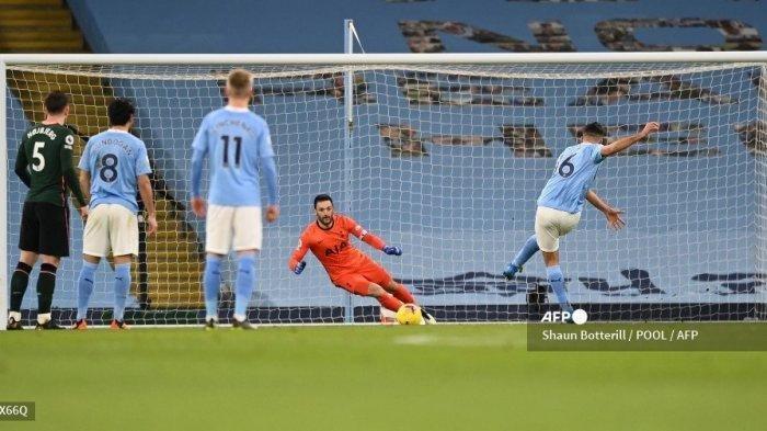 Manchester City VS Tottenham, Liga Inggris Minggu 14 Februari 2021, Skor 3-0 Untuk Tuan Rumah