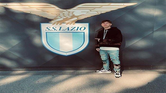 Gelandang muda milik Lazio, Daniel Guerini