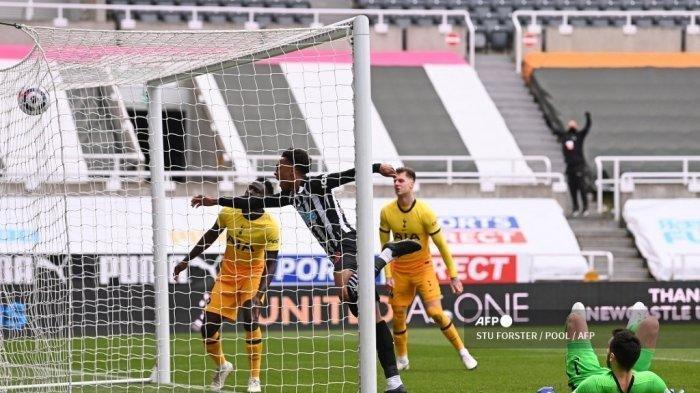 HASIL Liga Inggris Newcastle United vs Tottenham Hospur: Pemain Pinjaman Buyarkan Kemenangan Kane Cs