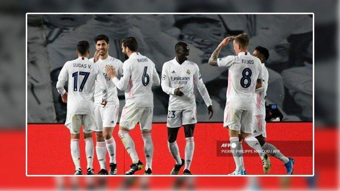 TONTON Laga Seru Liga Champions Dini Hari Ini Real Madrid vs Liverpool, Tanpa Eden Hazard, Klik Link
