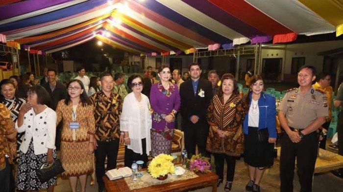 Gelar KPI di Tompasobaru, Bupati Minsel: Mari Wujudkan Indonesia Damai