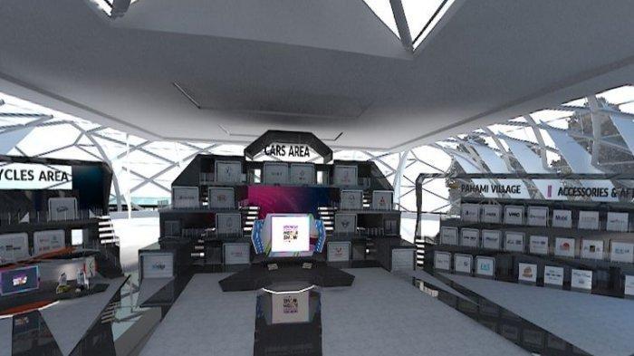 GelaranIIMS Virtual 2021 Phase 2, Beragam Program Tak Kalah Menarik, Bisa Test Drive