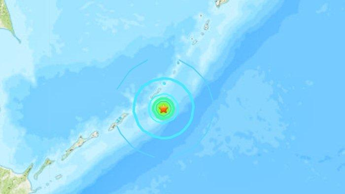 Gempa 6.0 SR Selasa Pagi Guncang Pulau Kuril, Ini Lokasi Titik Episenter