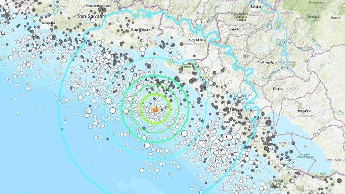 Gempa 6.7 SR Terkini, Guncangan Berskala VIII-IX, Info Analisis Potensi Tsunami Dirilis