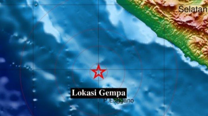 Gempa Bumi Guncang Bengkulu Info Terkini BMKG: Magnitudo 4.0 SR