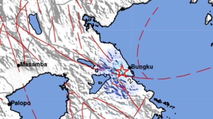 Gempa Bumi Jumat 16 Juli 2021 Sore, Info BMKG Berikut Lokasi dan Magnitudo