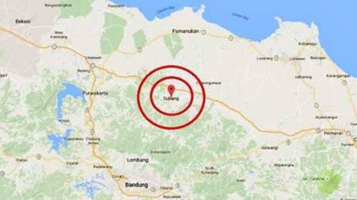 Gempa Bumi Jumat (23/4/21) Pagi, Info Terbaru BMKG, Gempa Setelah Sahur, Ini Magnitudo dan Lokasinya