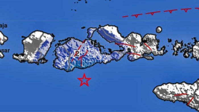 Gempa Bumi Jumat 25 Desember 2020. Ini lokasi dan kekuatannya.