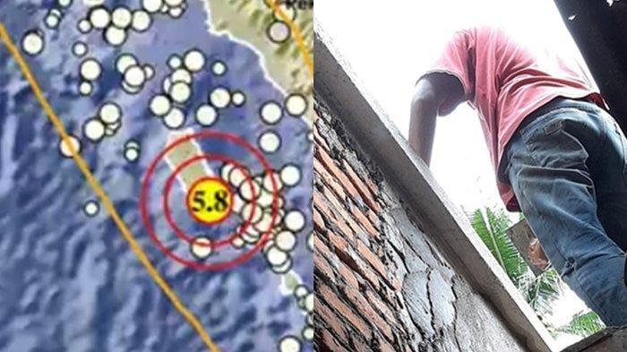 Gempa Bumi (05/03/21): Guncangkan 7 Daerah, Info Korban dan Kerusukan Belum Dirilis, Ini Lokasinya