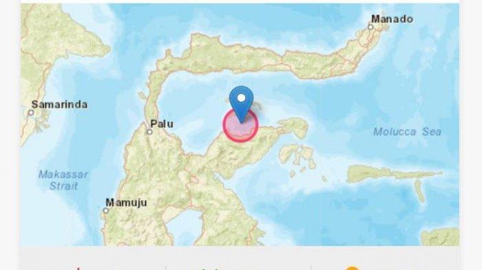 Gempa Terkini Tadi Malam, BMKG: Tidak Berpotensi Tsunami, Ini Magnitudo dan Lokasinya