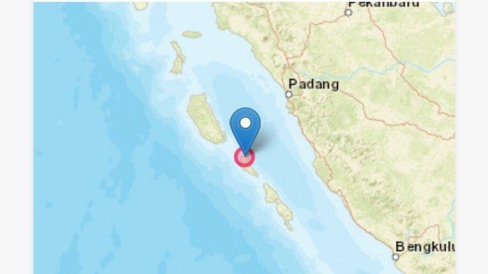 Gempa Bumi Rabu (5/5/2021) Pagi Ini