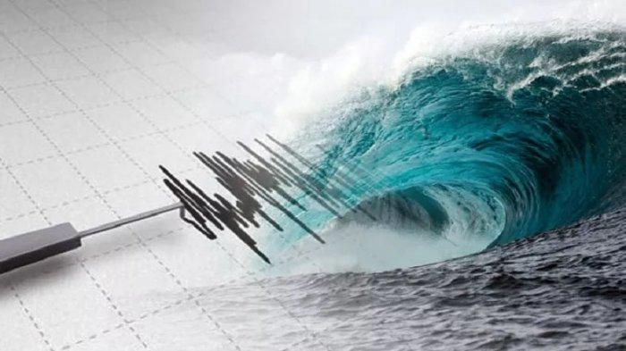 Potensi Gempa 8.7 SR dan Tsunami 25-28 Meter di Jatim, BMKG Minta Kemensos Siapkan Langkah Evakuasi