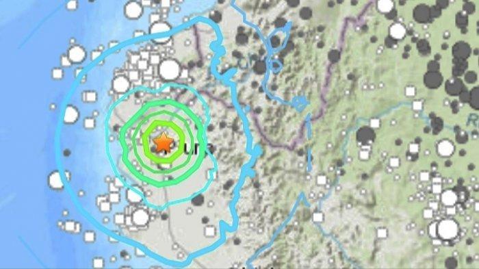 Gempa Magnitudo 6.1 Sabtu 31 Juli 2021, Ini Lokasinya
