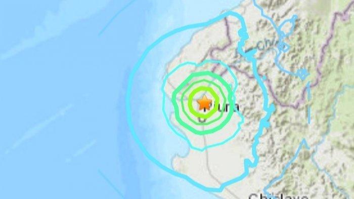 Gempa Bumi M 6.1 Sabtu 31 Juli, Berikut Titik Episenter dan Lokasi Koordinat